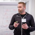 Tim De Vilder speaker