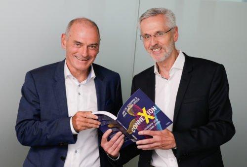 Jan De Schepper en Paul Van Den Bosch